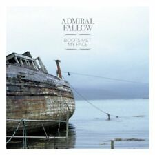 Admiral Fallow - Boots Met My Face [CD]
