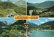 AK Latschau - Golm-Grüneck  - , Montafon - Vorarlberg, gel. 09.09.1983