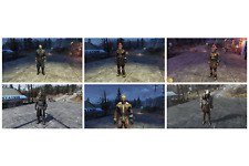 Fallout 76 Outfits 1 PS4