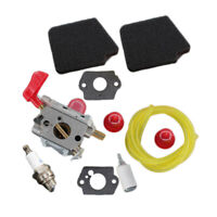 New Carburetor Gaskets Kit For Poulan VS-2 BVM200FE Leaf Blower C1U-W43 Parts