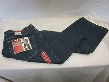 LEE Men's Size 36 x 29 Relaxed fit blue jeans- New- MSRP: 56.00