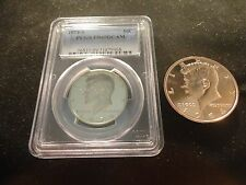 1974-S KENNEDY HALF DOLLAR PCGS PROOF 69 DCAM-PLUS 1 oz. COPPER KENNEDY ROUND