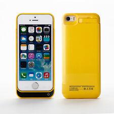Funda Cargador con Batería 4200mAh Funda de Batería Externa para iPhone 5/5C/5S