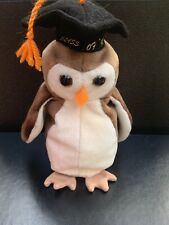 Wise & Wiser The Owls - Ty Beanie Baby