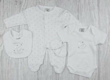 Clothes, Shoes & Accessories Peter Rabbit Romper Outfit Grey Stripe Baby Boys Clothes 0-3 Months Up To 14.5lb