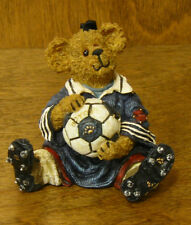 Boyds Resin Ornaments #25738 Pendelton Goalscore, New from Retail Store Soccer
