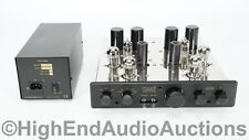 Cary Audio Design SLP-98 Vacuum Tube Preamplifier - MM Phono Stage - 6SN7 12AX7