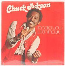 Chuck Jackson, Needing You, Wanting You  Vinyl Record/LP *USED*