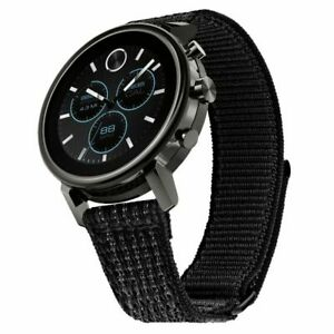 Movado Connect 2 unisex Powered with Wear OS by Google Smartwatch 3660031