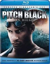 The Chronicles of Riddick Pitch Black Blu-ray Directors Cut Theatrical