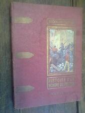 Histoire d'un homme du peuple / Erckmann-Chatrian / Illustrations A. Galland