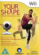 Your Shape (Game Only) Wii (Nintendo Wii) - Free Postage - EU Seller