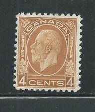 CANADA # 198 MHR KING GEORGE V