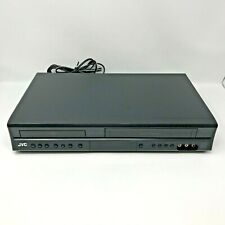 JVC HR-XVC11B DVD Player/Video Recorder VCR- No Remote or cables. Tested.