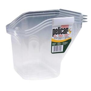 WOOSTER Disposable Plastic Pelican Scuttle/Pail Liners Refills (Pack of 3)