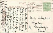 Hatty Sheppard. Purley, nr Reading, Berks. 1907 - 'Kitty' QR628