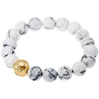 Gorjana Power Gemstone Howlite Statement Bracelet 18220532G