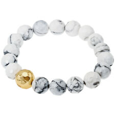 Gorjana Power Gemstone Howlite Statement Bracelet 18220532G