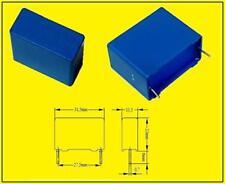 Epcos B32524 Serie Folienkondensator 22µF 100VDC/63VAC 10%  RM 27,5mm 1 Stück