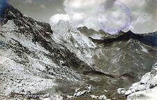"""Alte SW Ansichtskarte """"AM Ofenpass""""   (008)"""