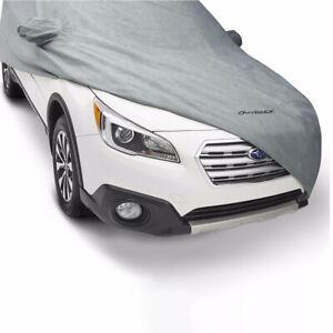 NEW Complete Breathable Car Cover Fits Subaru IMPREZA 93-10