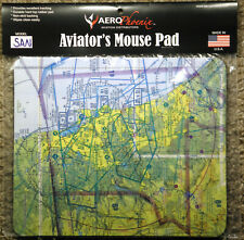 Mouse Pad Aviation Sectional Chart Of San Diego San