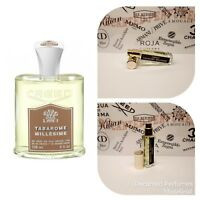 Creed Tabarome Millesime - 17ml Extract based Eau de Parfum, Fragrance Spray
