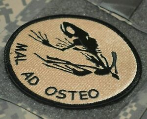 Jsoc Scellé Oda Spéciale Guerre Mal Annonce Osteo (Bed-To-The-Bone) Vêlkrö Camo