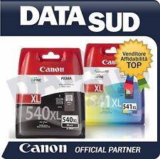 Canon PG-540XL/CL-541XL Cartuccia Originale Getto d'Inchiostro