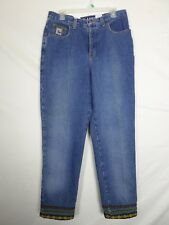 Cruel Girl Womens Juniors Jeans Size 13 (31.5x31) Relaxed Fit Medium Wash