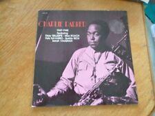 Charlie parker featuring Dizzy Gillespie-Max roach-Buddy rich 2 LP