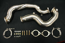 PLM BMW 335i TT N54 B30 E90 E91 E92 E93 N54 Twin Turbo Exhaust Downpipe 07 09 10