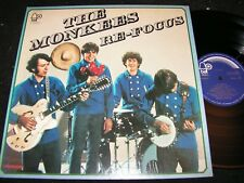 THE MONKEES Re-Focus / Japan LP 1972 BELL RECORDS CBS SONY BLPM-14