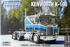 Revell Kenworth K-100 COE, 1/25, New (2016), Factory Sealed Box