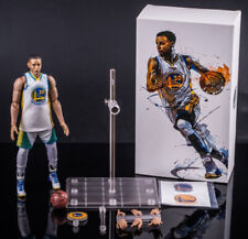 Real NBA Masterpiece Collection Stephen Curry 1/9 Action Figure New In Box