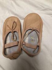 girls ballet dance shoes.