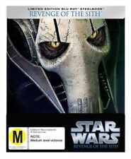 Star Wars Episode III Revenge of The Sith Blu-ray