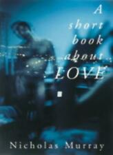 A Short Book About Love by Murray  New 9781854113030 Fast Free Shipping.+