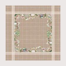 French Le Bonheur Des Dames Cross Stitch Kit. Tablecloth December Flowers 6019