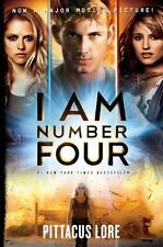 Lorien Legacies: I Am Number Four 1 by Pittacus Lore (2011, Paperback, Movie Tie