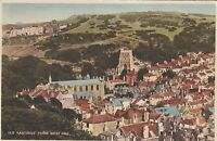 Postcard - Hastings - Old Hastings from West Hill