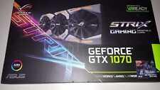 ASUS Geforce ROG STRIX GTX 1070 O8G GAMING Grafikkarte