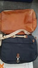 LOT OF 2 COMPUTER LAPTOP BAGS CARRYING CASE