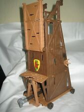 Playmobil 3887 Belagerungsturm Turm Rammbock Ritter