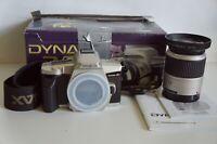 MINOLTA DYNAX 3L SLR 35mm Film Camera + AF 28-100 AF Lens