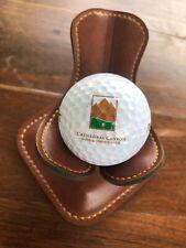 Logo Golf Ball Cathedral Canyon Golf Tennis Club California