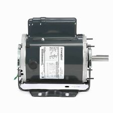Marathon B317 Fan & Blower Electric Motor. 1/2HP 1725RPM ODP 56 115/208-230V 1Ph