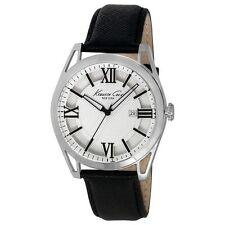 Graue Armbanduhren mit Leder Herren