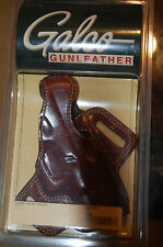 Galco FX Brown Lined Belt Holster