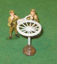Britains 8911 Vickers Maxim MG & 2 Gunners